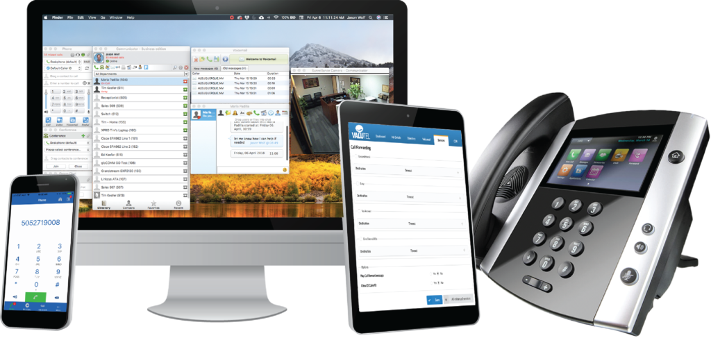Cloud Based VOIP Hosted PBX
